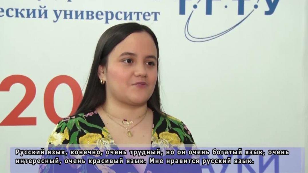 Олимпиада Мы говорим по-русски